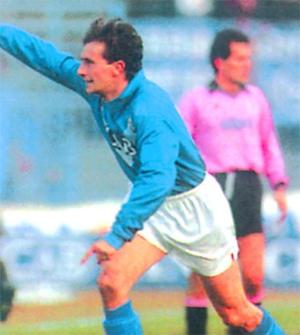 Maurizio Ganz ai tempi del Brescia