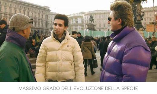 MASSIMO GRADO DELL'EVOLUZIONE DELLA SPECIE