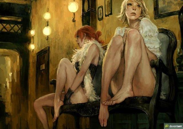 La Santa e la Puttana