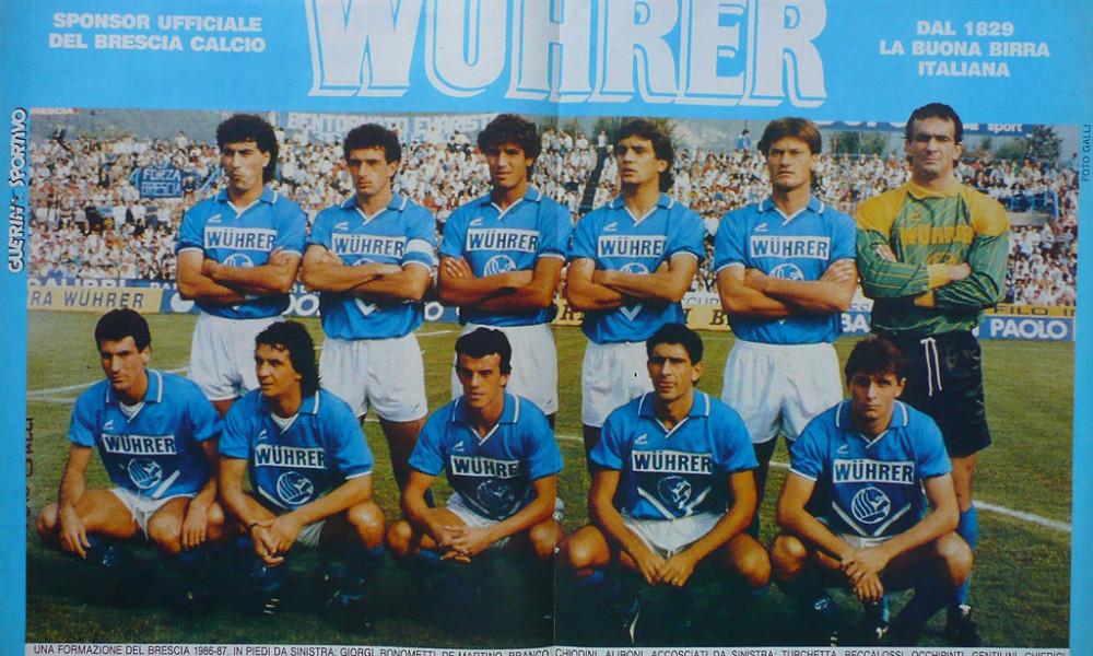 Nostalgia Brescia Stagione 86/87