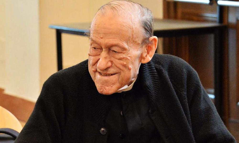 Don Antonio FAPPANI sbaraglia tutti a 93 anni, lui è l'innovatore