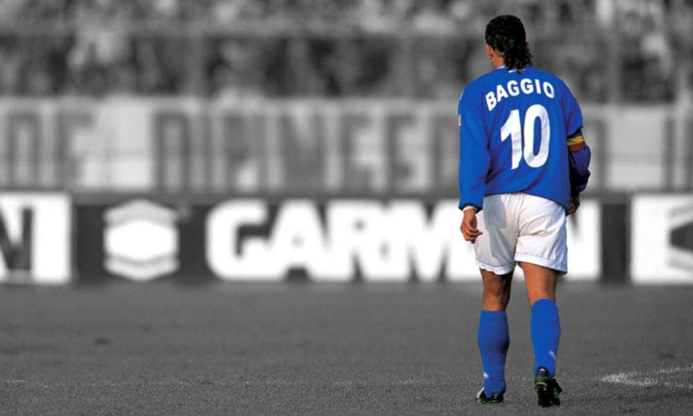 Roberto Baggio 10