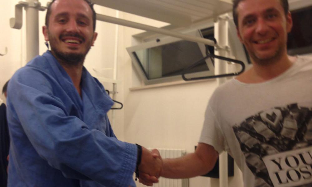 Alessandro Genzano e Francesco Piccolo