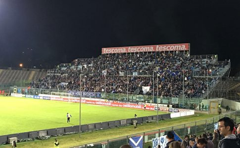 Brescia - Virtus Entella 2-0