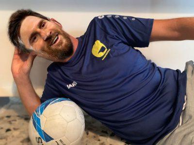 Messi con la maglia OP